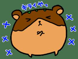 takoyakirabbit&bear sticker #4755249