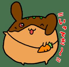 takoyakirabbit&bear sticker #4755250