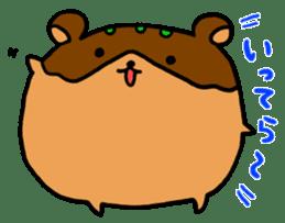 takoyakirabbit&bear sticker #4755251