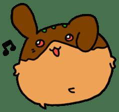 takoyakirabbit&bear sticker #4755252