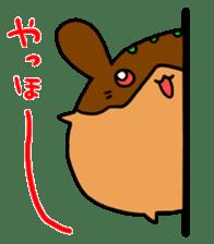 takoyakirabbit&bear sticker #4755256
