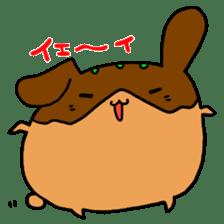 takoyakirabbit&bear sticker #4755258