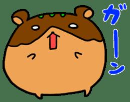 takoyakirabbit&bear sticker #4755259
