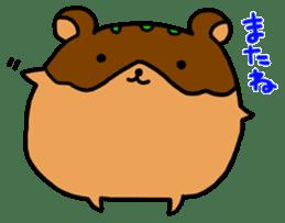 takoyakirabbit&bear sticker #4755263