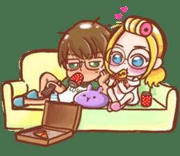 About Love sticker #4755746
