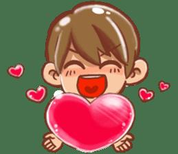 About Love sticker #4755770