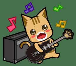 Chibi Nyatarou Sticker sticker #4755907