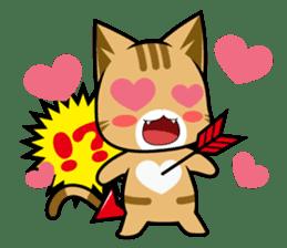 Chibi Nyatarou Sticker sticker #4755908