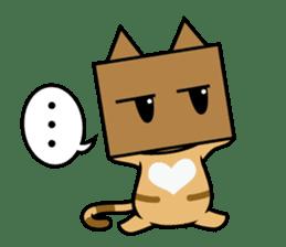 Chibi Nyatarou Sticker sticker #4755914