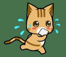 Chibi Nyatarou Sticker sticker #4755921