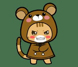 Chibi Nyatarou Sticker sticker #4755922