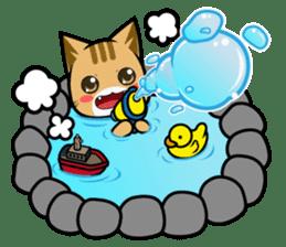 Chibi Nyatarou Sticker sticker #4755926
