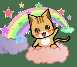 Chibi Nyatarou Sticker sticker #4755930