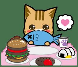 Chibi Nyatarou Sticker sticker #4755942