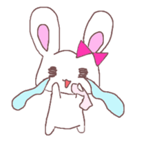 Rabbit idol  ONO-chan sticker #4756397
