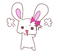 Rabbit idol  ONO-chan sticker #4756398