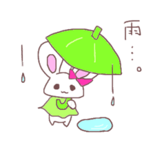 Rabbit idol  ONO-chan sticker #4756421