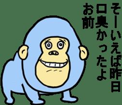 Mr.Gorio sticker #4756552