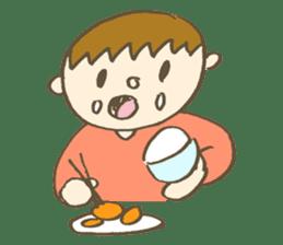 easygoing Totio sticker #4757155