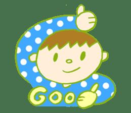 easygoing Totio sticker #4757164