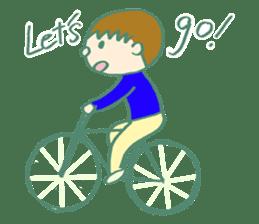 easygoing Totio sticker #4757170