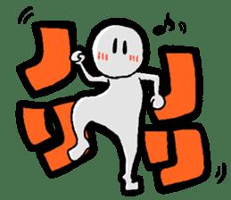 onoma topoeia sticker #4757545