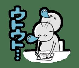 onoma topoeia sticker #4757568