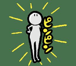 onoma topoeia sticker #4757581