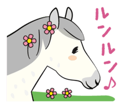Daily horse sticker #4757950