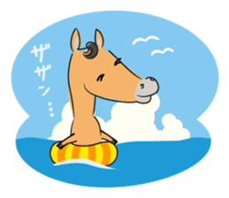 Daily horse sticker #4757976