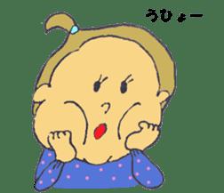 sweetie's world sticker #4758026