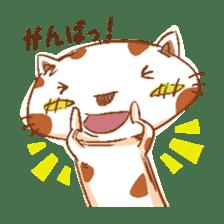 HandwritingStyle Cat sticker #4758785