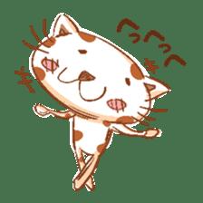 HandwritingStyle Cat sticker #4758790