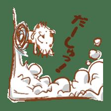 HandwritingStyle Cat sticker #4758816