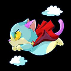 [blue cat Tony]