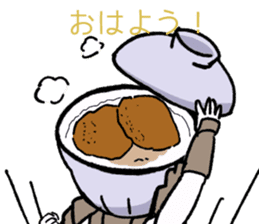fukudon sticker #4761945