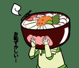 fukudon sticker #4761983