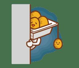 NATTO BOY in TAIWAN sticker #4762119