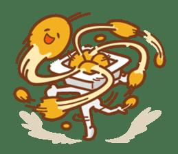 NATTO BOY in TAIWAN sticker #4762133