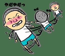 kurikuri brothers sticker #4763276