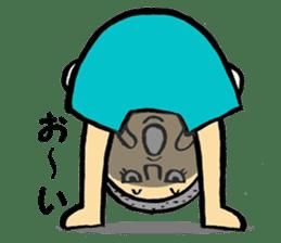 kurikuri brothers sticker #4763279