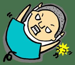 kurikuri brothers sticker #4763280