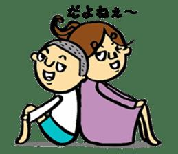kurikuri brothers sticker #4763294