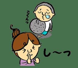 kurikuri brothers sticker #4763302