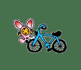 Phantom Fumetsusagao sticker #4763378