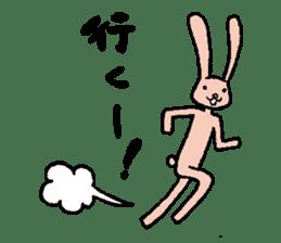 The slender rabbit sticker #4763668