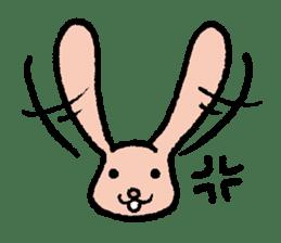 The slender rabbit sticker #4763681