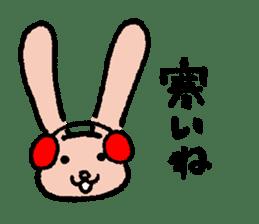 The slender rabbit sticker #4763697