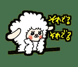 Mei Mei's every day sticker #4764210