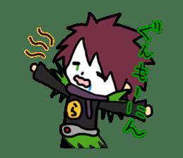 Raia-kun sticker #4765150